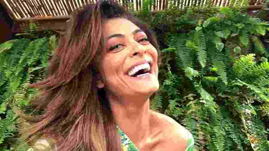 Nome de Juliana Paes é dado como certo para apresentação de novo programa na Globo: - Reprodução/Instagram
