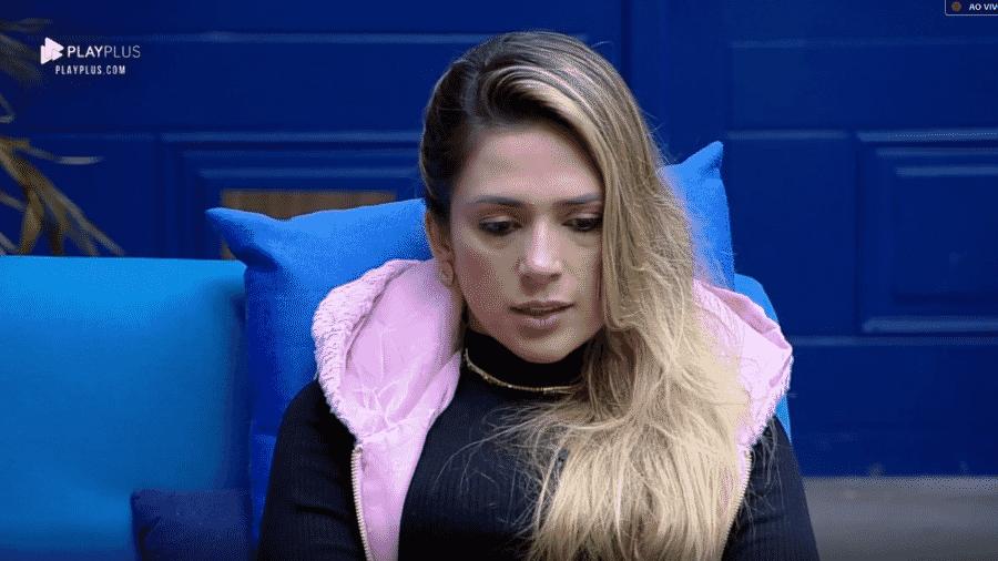 Nadja fala com Fernanda sobre a vida após o confinamento - Reprodução/Play Plus