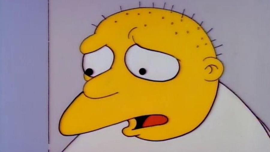 """O personagem que teve a voz de Michael Jackson em """"Os Simpsons"""" - Reprodução"""