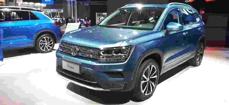 Tarek não será o nome definitivo do SUV fabricado na Argentina - Vitor Matsubara/UOL