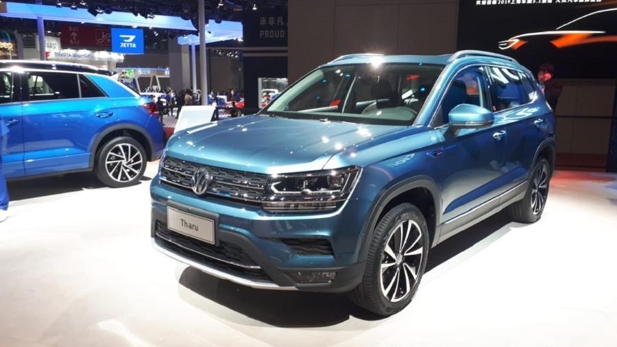 Tarek será um dos SUVs que chegarão ao mercado nos próximos anos - Vitor Matsubara/UOL