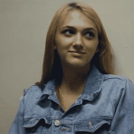 A detenta Yasmin  - Reprodução/Netflix - Reprodução/Netflix