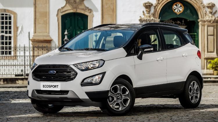 SUV ficou mais caro e perdeu itens | Ford EcoSport Freestyle agrada, mas o problema é a concorrência