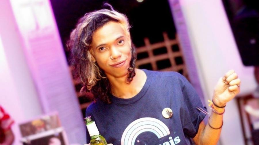 A jornalista Alí Nacif, de 32 anos, mora em Fortaleza  - Arquivo pessoal