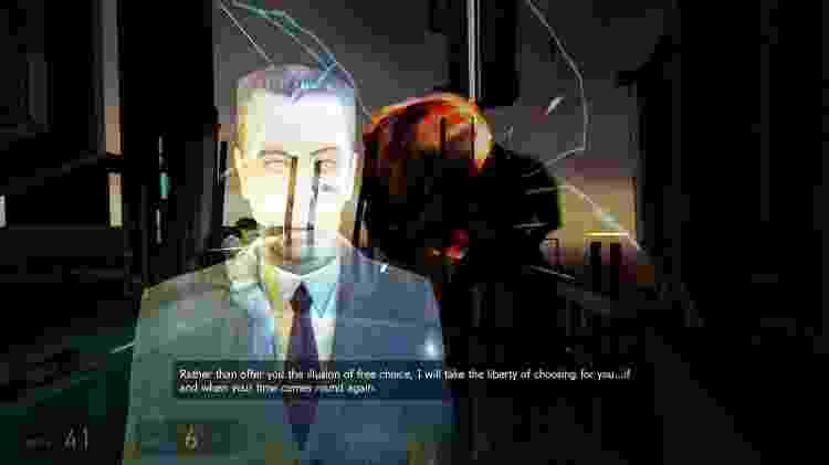 G-Man, uma das entidades mais misteriosas do universo de Half-Life - Reprodução