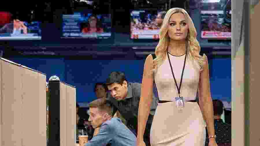 Margot Robbie em cena de O Escândalo - Divulgação/IMDb