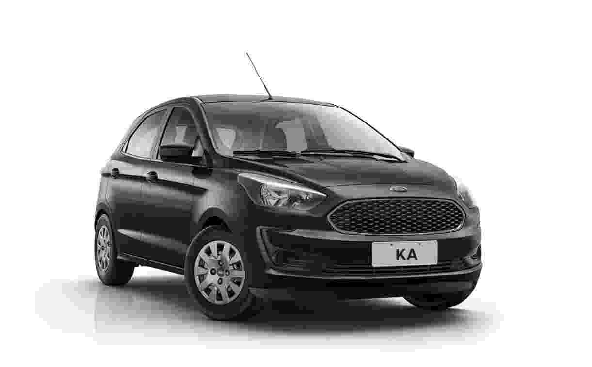 Ford Ka S - Divulgação