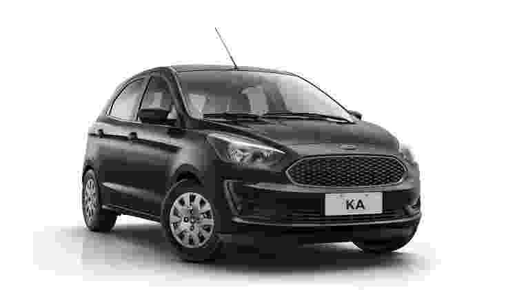 Ford Ka S - Divulgação - Divulgação