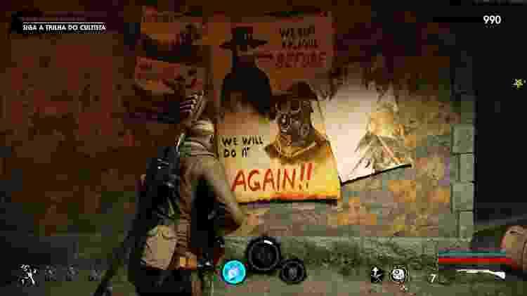 Zombie Review 4 - Reprodução - Reprodução