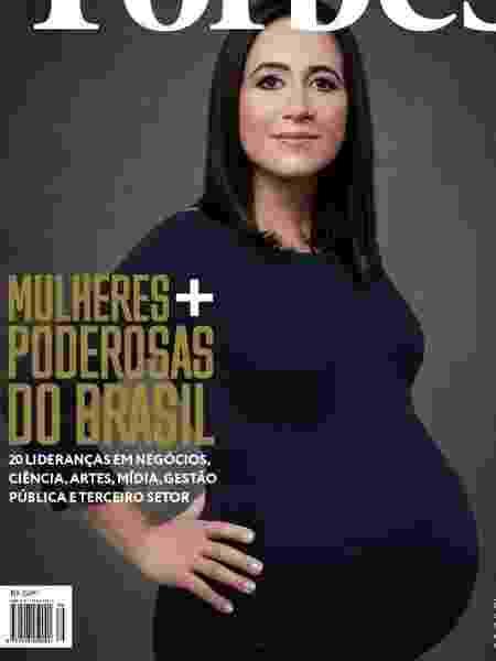 Cristina Junqueira capa da Forbes - Reprodução / Instagram