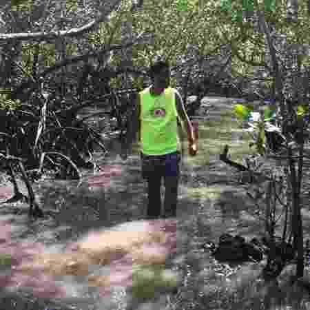 Giles Santos, da Bahia - Arquivo pessoal - Arquivo pessoal