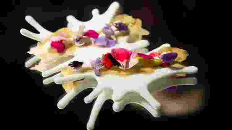 Uma das criações de Adrià para o elBulli - Getty Images - Getty Images