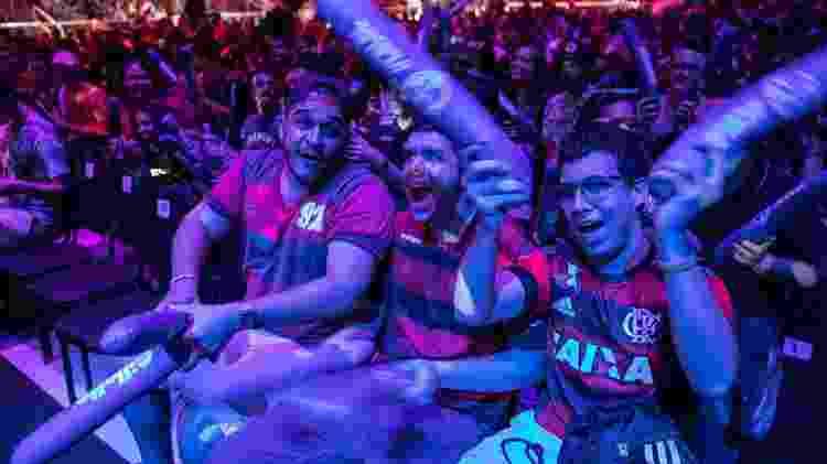 CBLoL torcida - Divulgação/Riot Games - Divulgação/Riot Games