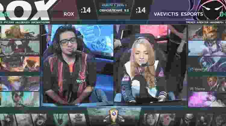 Vaevictis - Reprodução/Vaevictis eSports - Reprodução/Vaevictis eSports