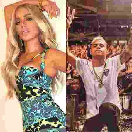 Anitta sai em defesa de MC Cabelinho e MC Maneirinho - Reprodução / Instagram