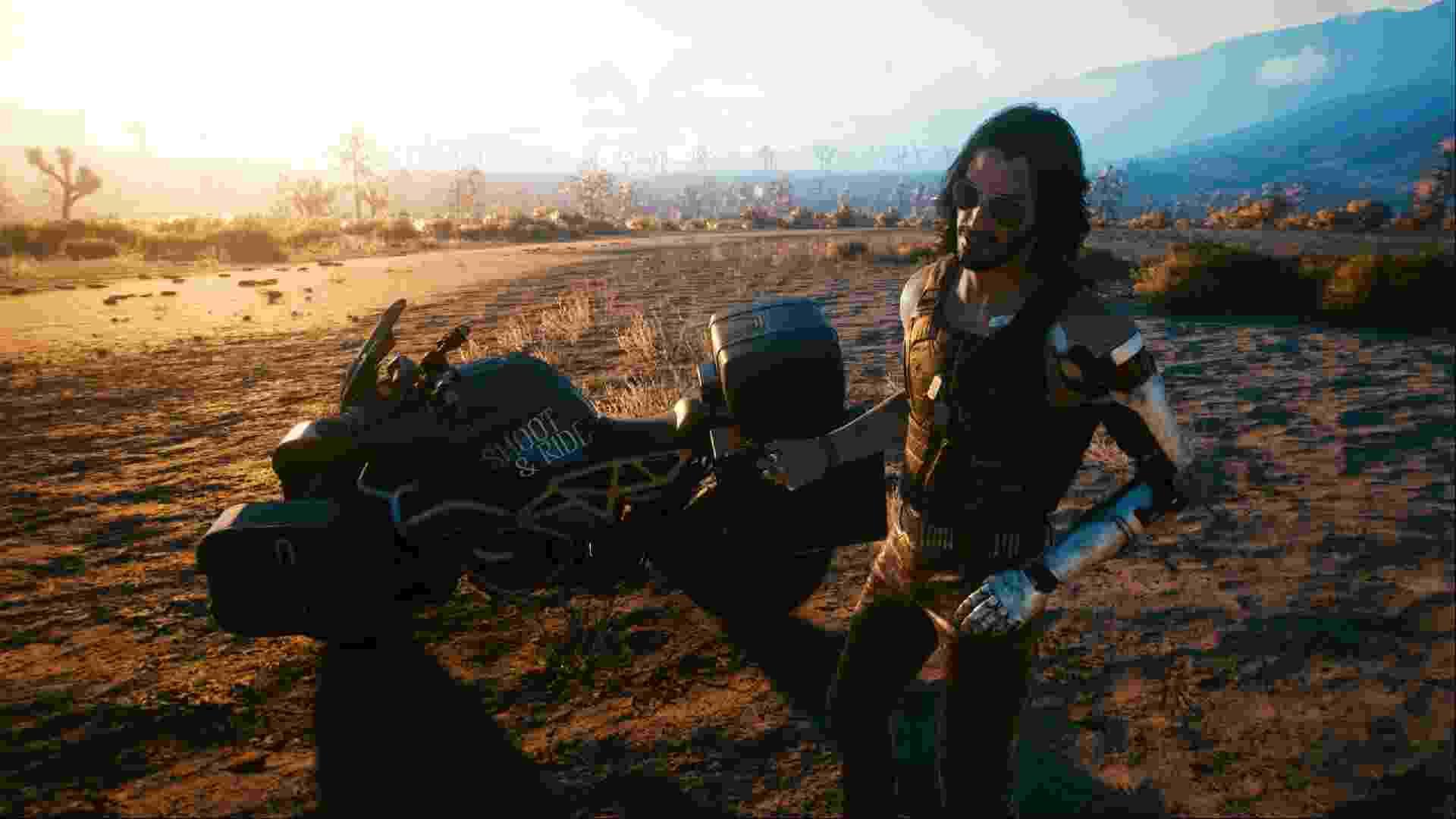 Cyberpunk 2077 - Daniel Moura/GameHall