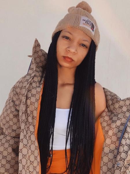 Renata Cherlise é fundadora da plataforma Black Archives, que exalta vida cotidiana negra - Arquivo pessoal