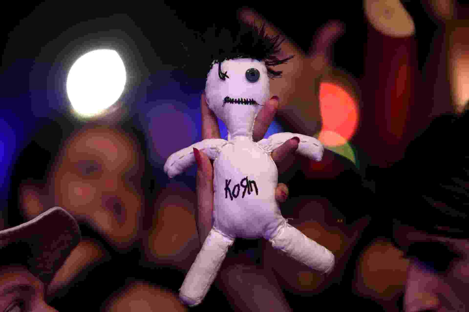 19.set.2015 - Korn se apresenta no palco Sunset no segundo dia do Rock in Rio 2015 - J. F. Diorio/Agência Estado