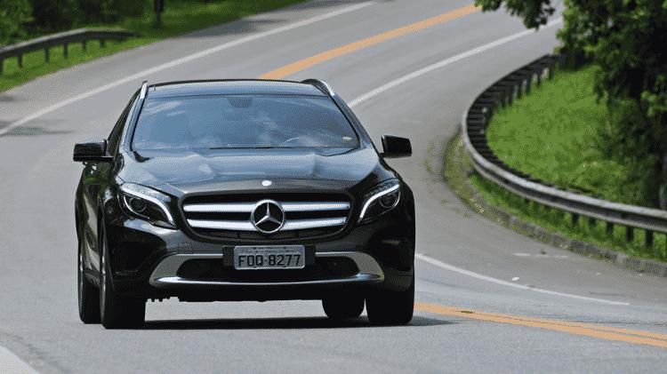 Mercedes-Benz faz recall de 14.401 carros por risco de incêndio no motor - Murilo Góes/UOL - Murilo Góes/UOL