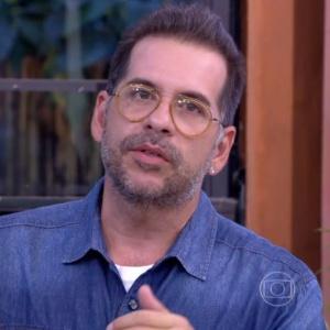 Leandro Hassum já perdeu 58 quilos desde a cirurgia de redução de estômago que se submeteu, em novembro de 2014 - Reprodução/TV Globo