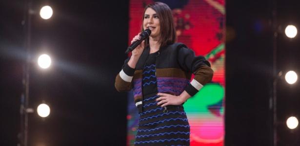 Fernanda Paes Leme apresenta a final do X Factor na noite de hoje - Kelly Fuzaro