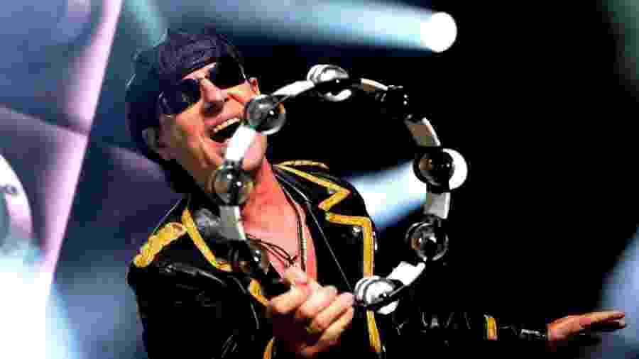 A banda alemã Scorpions, que volta ao Brasil - Eduardo Martins/AgNews