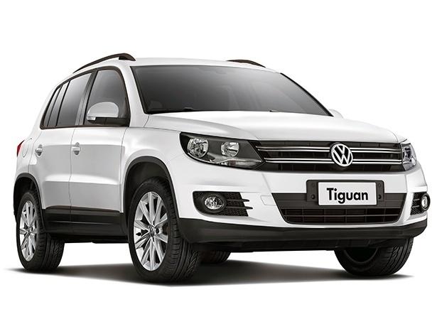SUV Tiguan ganha versão mais em conta, com motor menor (1.4), por R$ 124.990 - Divulgação