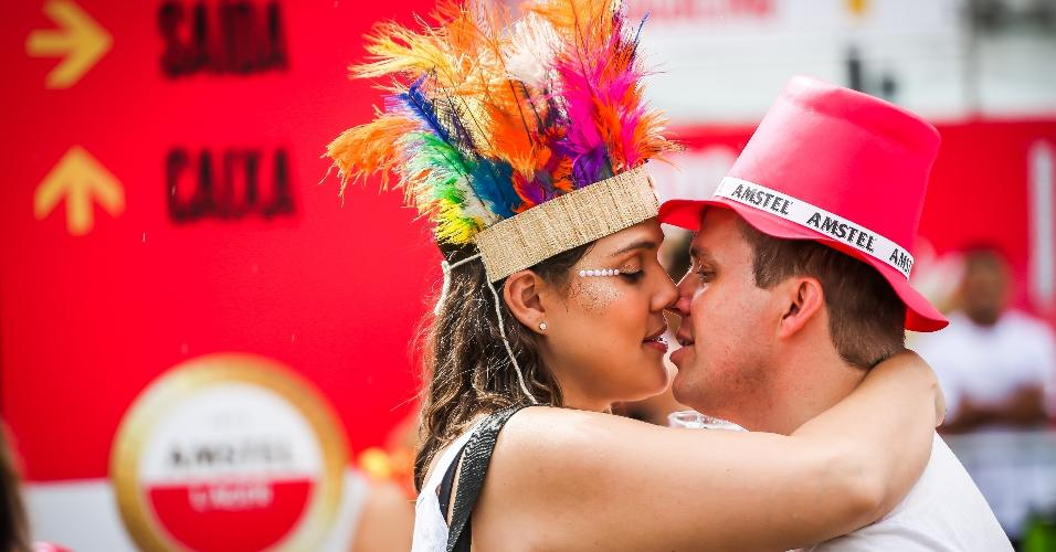 Fantasia e beijo na boca, elementos fundamentais para um bom Carnaval