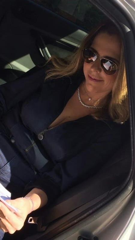 """Renata Sartorio, apresentadora do """"Turismo e Aventura"""", substituído nas manhãs de domingo do SBT - Arquivo pessoal"""