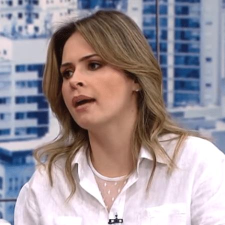 """Ana Paula Renault participou do programa """"Mulheres"""" - Reprodução/TV Gazeta"""