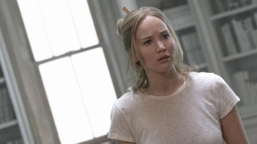 Jennifer Lawrence em cena de Mãe! - Divulgalção