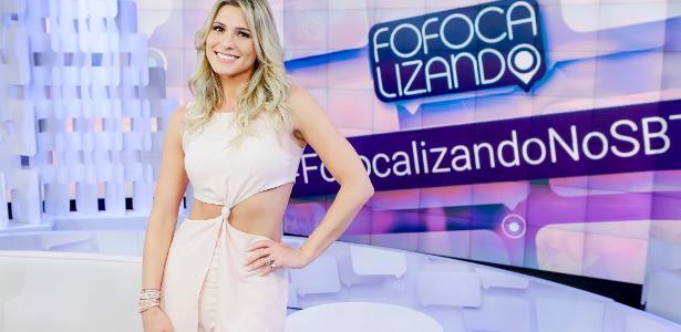 """Lívia Andrade é uma das apresentadoras do """"Fofocalizando"""""""