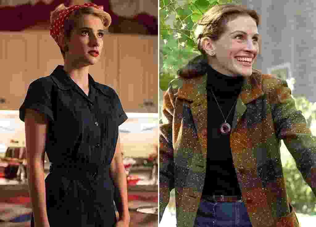 A jovem atriz Emma Roberts é sobrinha de Julia Roberts - Divulgação