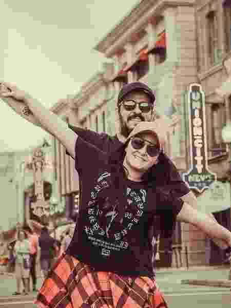 Maraisa e o namorado, Wendell Vieira - Reprodução/Instagram