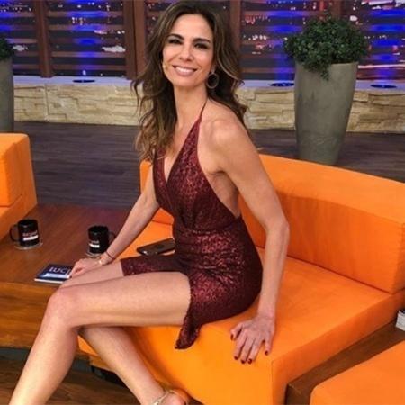 Luciana Gimenez retorna ao ar na Rede TV! na segunda - Reprodução/Instagram
