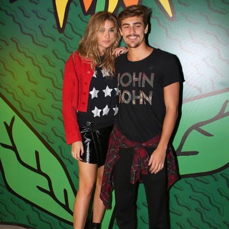 Sasha Meneghel e Bruno Montaleone - Thiago Duran/AgNews