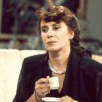 """Renata Sorrah era Carolina em """"Roda de Fogo"""" (1986) - Reprodução/Globo"""