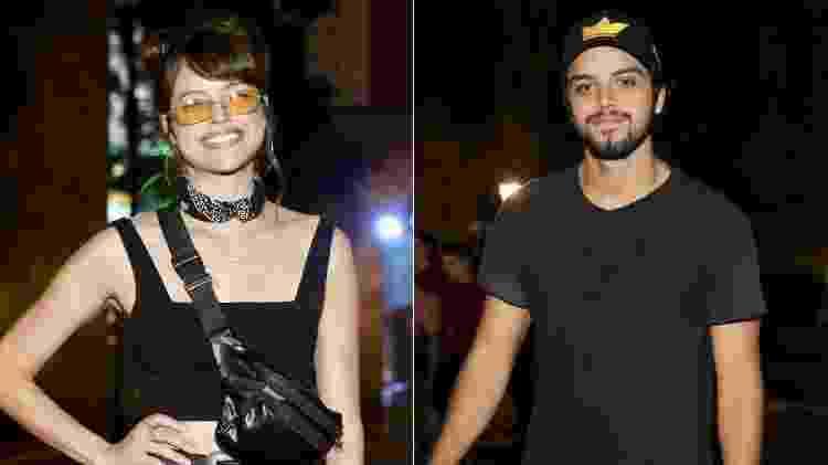 Agatha Moreira e Rodrigo Simas são vistos juntos no aniversário de Gabi Lopes - Manuela Scarpa/Brazil News - Manuela Scarpa/Brazil News