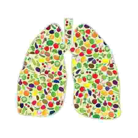 Confira os nutrientes e alimentos que ajudam a respiração e os pulmões - iStock