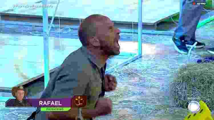Rafael fazendeiro - Reprodução/RecordTV - Reprodução/RecordTV