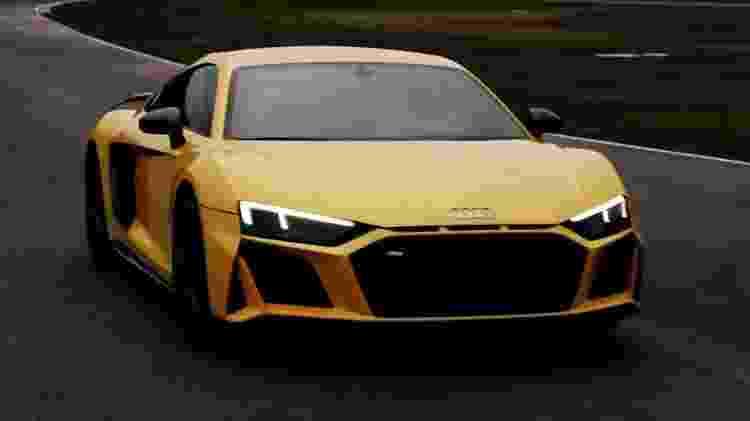 Audi R8 Coupé 2019 - Reprodução - Reprodução