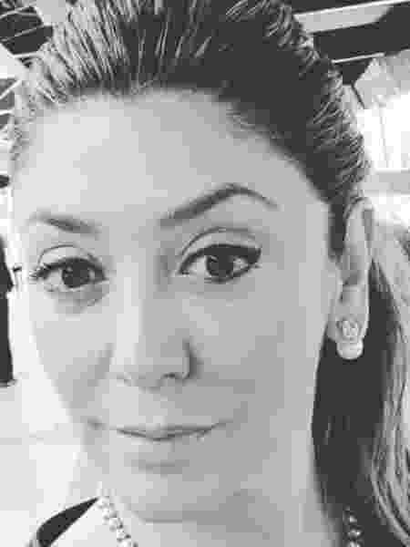 A advogada Alessandra Nuzzo - Arquivo pessoal