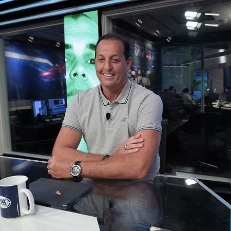 Benjamin Back detona realização de Palmeiras X Flamengo - Fox Sports