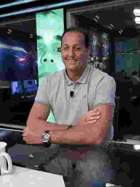 Benjamin Back, apresentador dos canais Fox Sports - Fox Sports