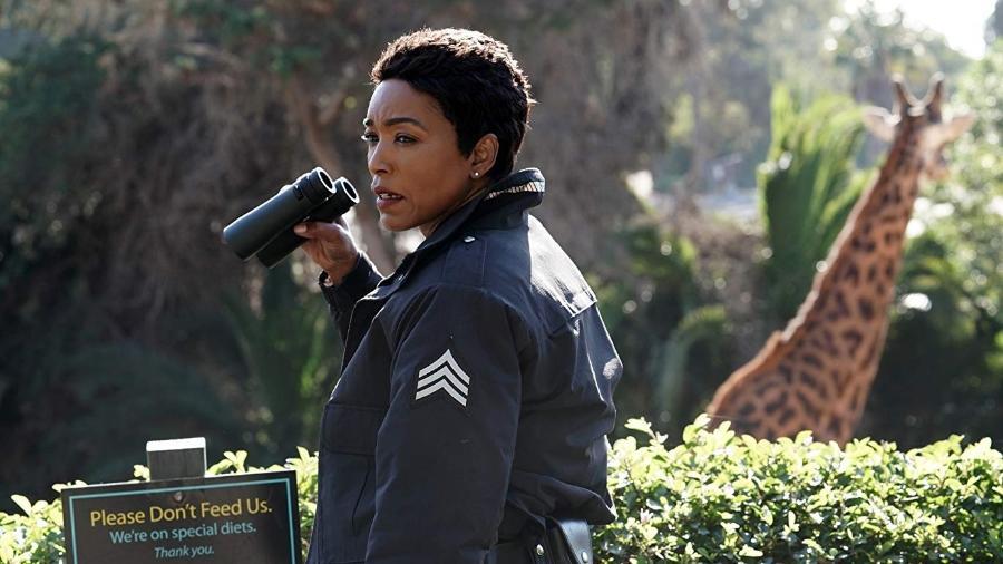 """Angela Bassett em """"9-1-1"""" - Divulgação/IMDb"""