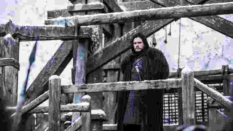 Jon - Game of Thrones - último episódio - Divulgação - Divulgação