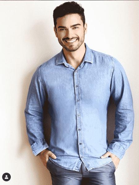 O ator Sidney Sampaio - Reprodução/Instagram