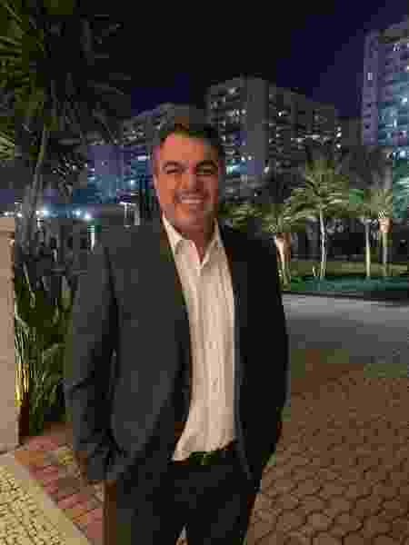 André Ramos deixa Record para assumir escritório da CNN em Brasília  - Spokesman