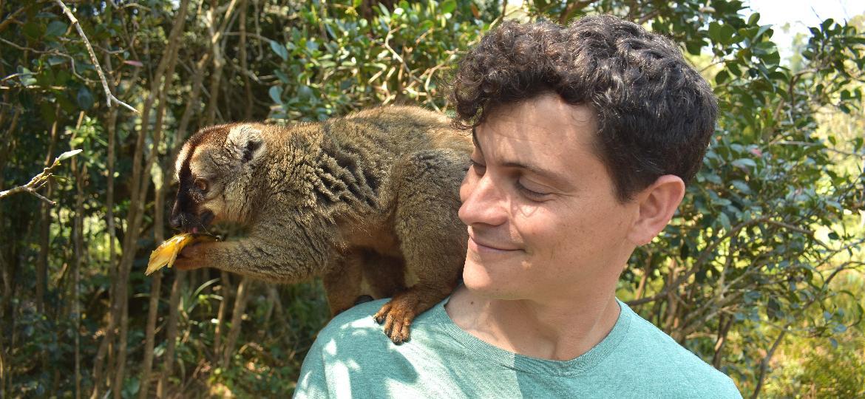 Matthew Kepnes, em Madagascar: mais de 100 países carimbados no passaporte - Arquivo pessoal