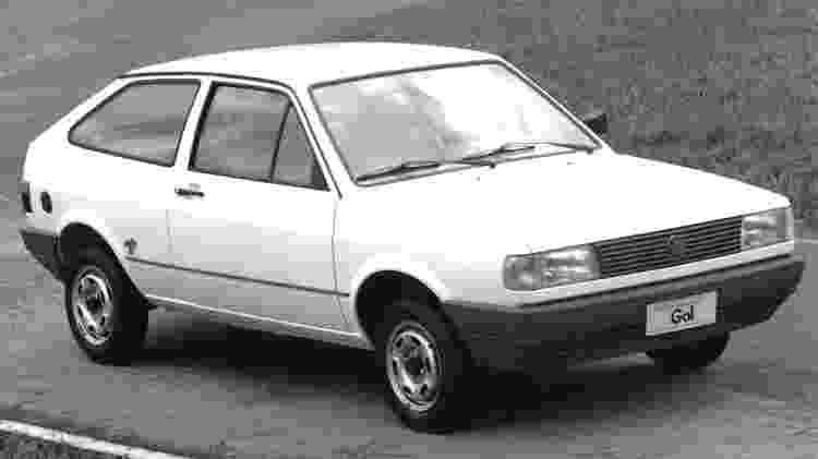 VW Gol 1000 - Divulgação - Divulgação